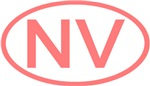 NV Oval - Nevada (Pink)