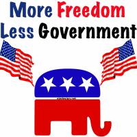 More Freedom Less Government