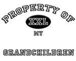 Property of my GRANDCHILDREN