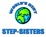 World's Best STEP-SISTERS