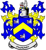 O'MORONEY Coat of Arms