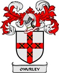 O'HURLEY Coat of Arms