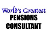 Worlds Greatest PENSIONS CONSULTANT