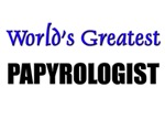 Worlds Greatest PAPYROLOGIST