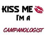 Kiss Me I'm a CAMPANOLOGIST