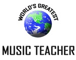 World's Greatest MUSIC TEACHER