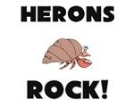 Herons Rock!