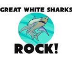 Great White Sharks Rock!