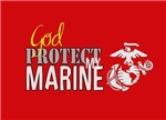 God Protect my Marine
