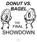 Donut vs. Bagel - Final Showdown