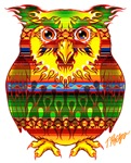 Hispanic Hoot Owl
