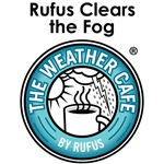 Rufus Clears the Fog (White)