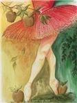 Firebird Ballet Dancer