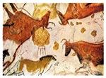 ANCIENT LASCAUX BULLS