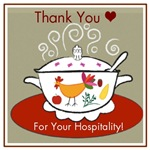 THANK YOU: for Your Hospitality