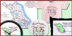 JIANGSU and SHANGHAI, China