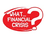 What Financial Crisis?