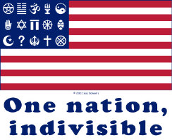 United Religions of America Flag #1