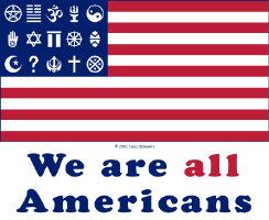United Religions of America Flag #2