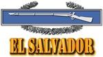 Combat Infantryman Badge - El Salvador