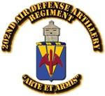 COA - 202nd Air Defense Artillery Regiment