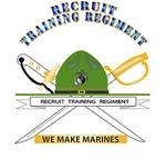 USMC - Tng Regiment - Regimental Bn