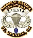 Airborne Infantry - Ranger