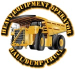 Heavy Equipment Operator - Dump Trk