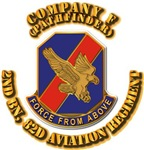 Co F - 2nd Bn - 82nd Aviation - Patffinder