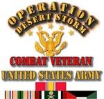 Desert Storm Veteran - Combat Veteran