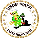 Navy - SOF - Underwater Demolitions Team - Freddie