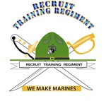 USMC - Tng Regiment - Regimental Bn