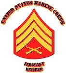 USMC - Sergeant Retired