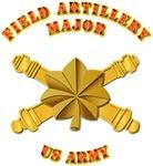 Artillery - Officer - MAJ