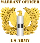 Army - Emblem - Warrant Officer W01