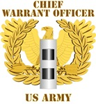 Army - Emblem - Warrant Officer CW2