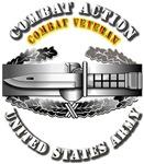 Army - CAB - 1st Award - Combat Veteran