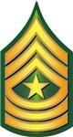 Army - Sergeant Major E-9