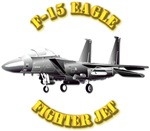 USMC - F-15 Eagle - FIGHTER JET