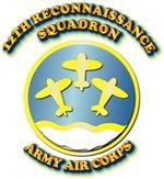Army Air Corps - 12th Reconnaissance Squadron