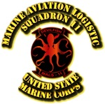 USMC - marine aviation logistic squadron - 11 - De