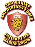 USMC - 3rd Marine Amphibious Force
