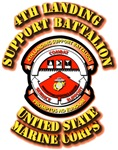 USMC - 4th Landing Support Battalion