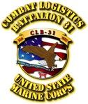 USMC - Combat Logistics Battalion - 31