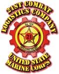 USMC - 21st Combat Logistics Company