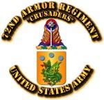 COA - 72nd Armor Regiment