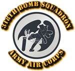 AAC - 318th Bomb Squadron