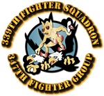 AAC - 339th Fighter Squadron, 347th Fighter Group