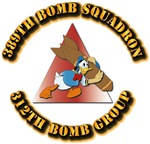 AAC - 389th Bomb Squadron, 312th Bomb Group Donald