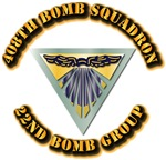 AAC - 408th Bomb Squadron, 22nd Bomb Group